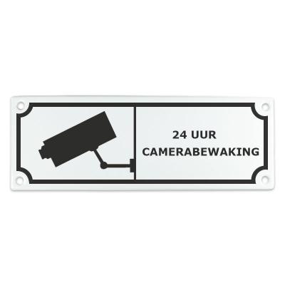 'Camerabewaking' 20x7cm