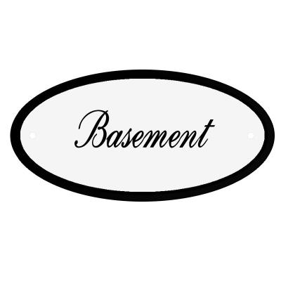 Deurbord Basement