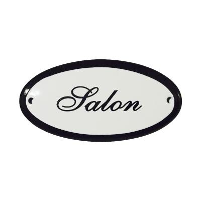 Deurbord Salon