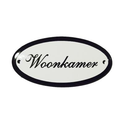 Deurbord Woonkamer