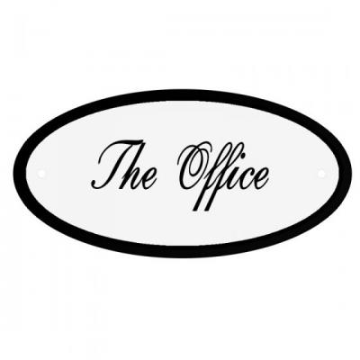 Deurbord The Office