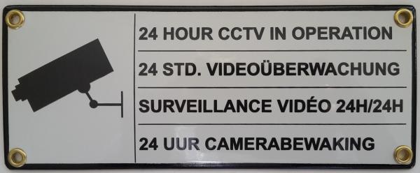 Camerabewaking 4-talig