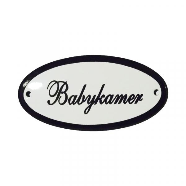 Deurbord Babykamer