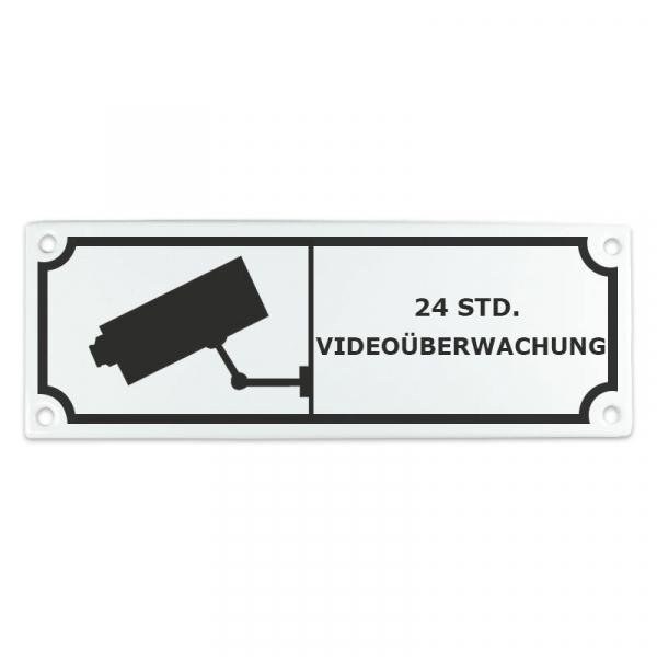 24 STD. Videoüberwachung