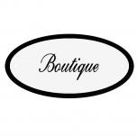 Deurbord Boutique