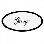 Deurbord Garage