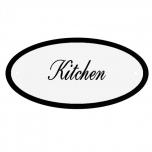 Deurbord Kitchen