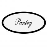 Deurbord Pantry