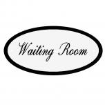 Deurbord Waiting Room
