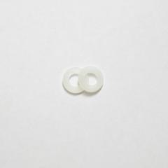 Nylon ringetjes klein (set van 2)