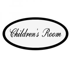 Deurbord Children's Room