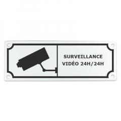 Surveillance vidéo 24h/24h
