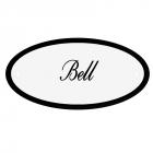 Deurbord Bell