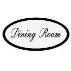 Deurbord Dining Room