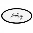 Deurbord Scullery